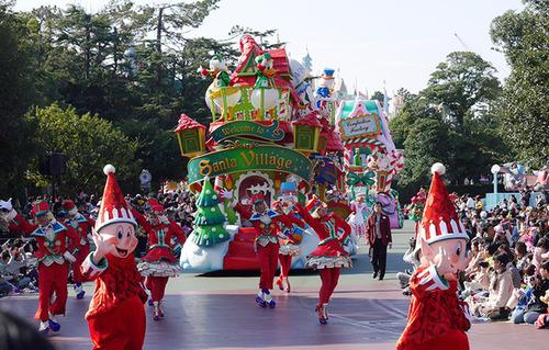 ダウン症の女子が、ディズニーのパレードを止めた結果・・・とんでもない事にwwww【画像】のサムネイル画像