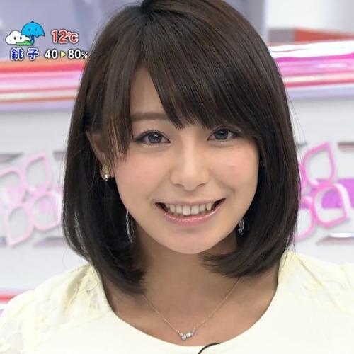 【エロ注意】宇垣美里アナ(25)、チクビを吸われる放送事故wwwwww(画像)のサムネイル画像