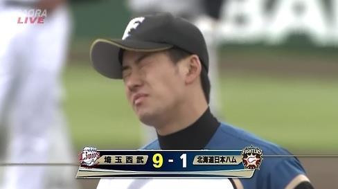 【超悲報】斎藤佑樹さんの一番の弱点がこちらですwwwwwwのサムネイル画像