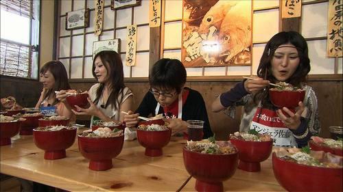 【愕然】大食い番組を観戦して裏を知ってしまった…のサムネイル画像