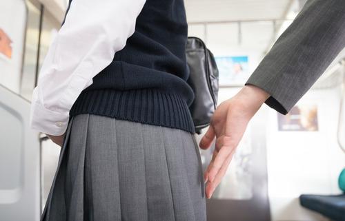 【シコ画像】チカン遭遇率120%のデカ乳女(Pカップ)がエロ過ぎwwwwwwのサムネイル画像