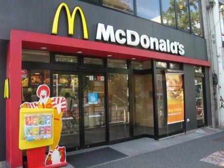 【速報】日本マクドナルド、ガチで死亡のお知らせwwwwwwのサムネイル画像