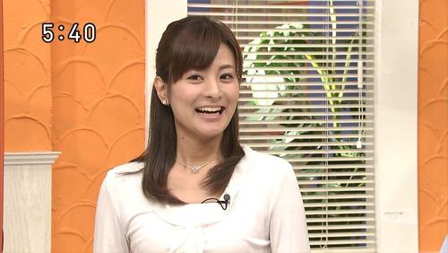 【悲報...】徳島えりかアナ(27)、どえらい女だったwwwwww(画像)のサムネイル画像