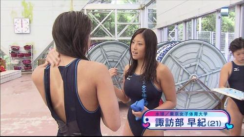 【画像】水球女子の水着が破れるほどの激しいプレーしたらwwwwwのサムネイル画像