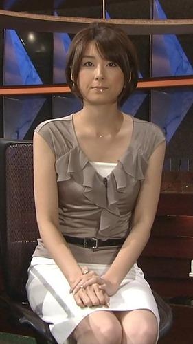 【悲報】秋元優里アナ(31)の現在がヤバすぎwwwwwのサムネイル画像