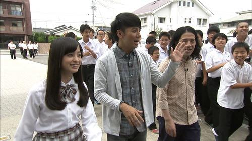 橋本環奈が、女に飢えた男子校に行った結果wwwwww(※画像)のサムネイル画像