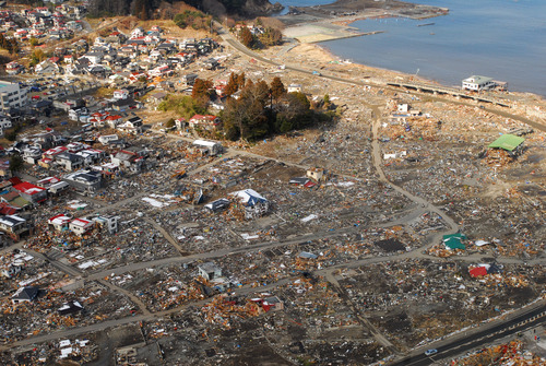 【衝撃画像】福島県、立ち入り禁止区域の現在....のサムネイル画像