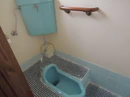 【画像】美女さん、和式トイレに飲み込まれた結果・・・のサムネイル画像