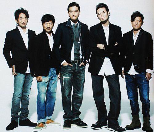 【解散】TOKIO完全終了へ.....のサムネイル画像