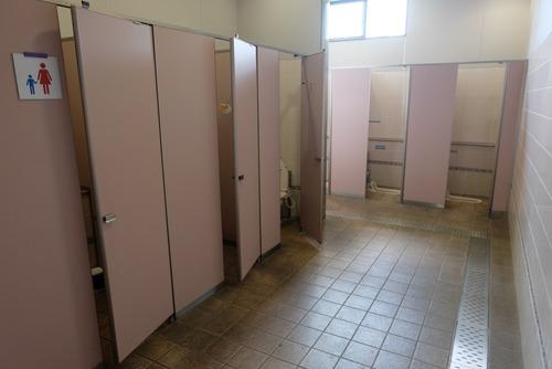 女子トイレ(道の駅) (2)
