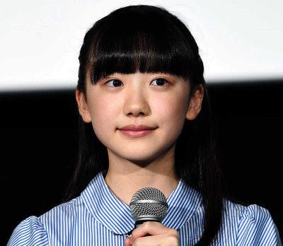 【画像】芦田愛菜さん(13)、もう大人のカラダにwwwwwええんかwwwwのサムネイル画像