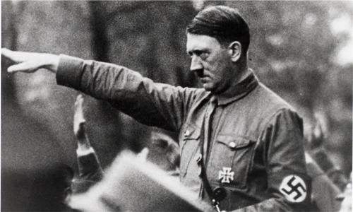 【衝撃画像】ヒトラー、ユダヤ系幼女とwwwwwのサムネイル画像