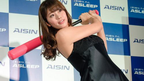 【激シコ画像】稲村亜美さん、発情して「メスの体」になってたwwwwwwwのサムネイル画像