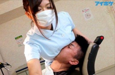 【シコ画像】Gカップ歯科衛生士のオッパイがww抜いたwwwのサムネイル画像