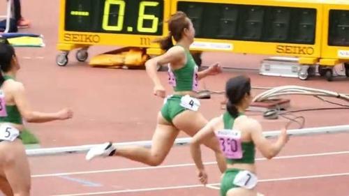 【画像】女子陸上大会に性転換した選手が出たらwwwwwのサムネイル画像