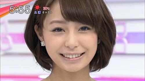 【驚愕】宇垣美里アナに黒すぎる疑惑が!!!!まじかよ!!!!のサムネイル画像