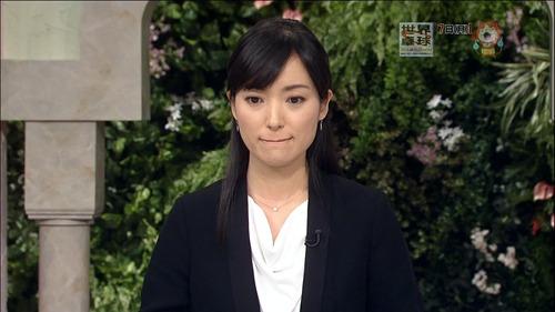 【動画あり】 テレ東で放送事故 ニュース生放送中に大江アナ号泣…のサムネイル画像