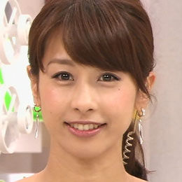 加藤綾子カトパンがフジテレビ退社?過去の爆睡すっぴん履歴書、画像キャプありのサムネイル画像