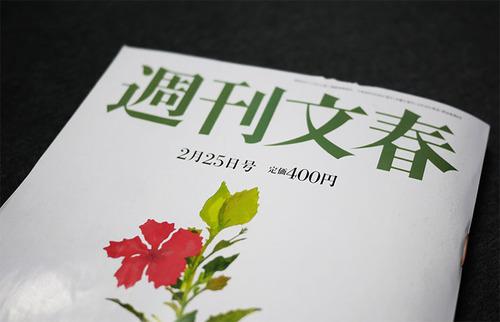 【スクープ!】明日の文春砲が破壊力ありすぎ!!!!!完全にアウト!!!のサムネイル画像