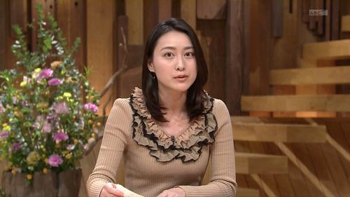 【衝撃画像】小川彩佳アナ、「メス顔」の瞬間を撮られるwwww事後だろwwwwwのサムネイル画像