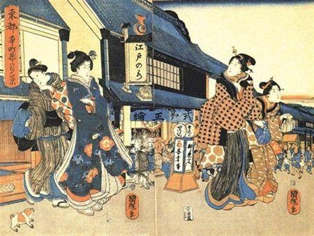 【衝撃画像】江戸時代の風ぞく嬢〝花魁〟エロ過ぎわろたwwwwwwwwwwwwwwwwwwwwwwのサムネイル画像