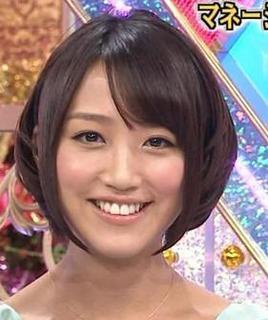 竹内由恵(テレビ朝日女子アナ)性格は?美脚、太もも画像(キャプチャ)わき毛写真ありのサムネイル画像