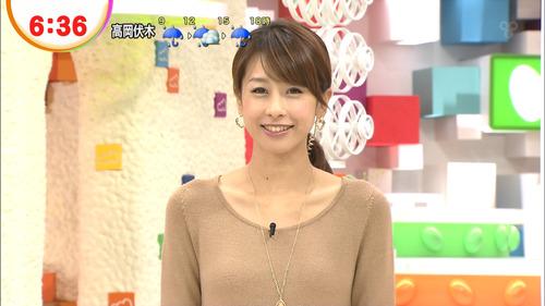 【シコ画像】加藤綾子アナの「若い時のママ」がエロ過ぎるwwwww即ハボwwwwwのサムネイル画像