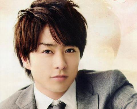 【衝撃画像】櫻井翔さん(34)、ガチで終わるwwwwアカンwwwwのサムネイル画像