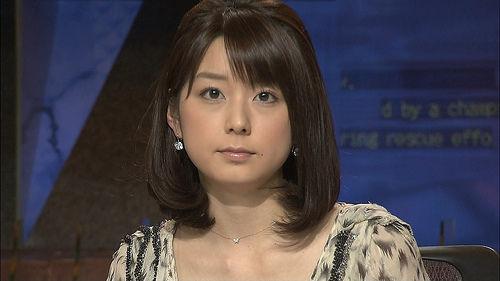 秋元優里アナ(32) 、チクビがビンビンに立つ放送事故wwwwヤバ過ぎwwwww(画像)のサムネイル画像