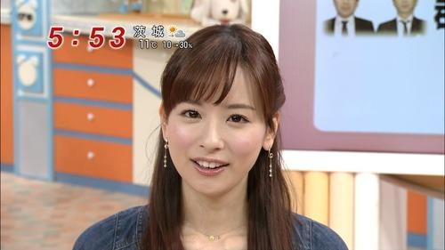 【悲報】皆藤愛子アナ(33)、夜の営みがwwwwwのサムネイル画像