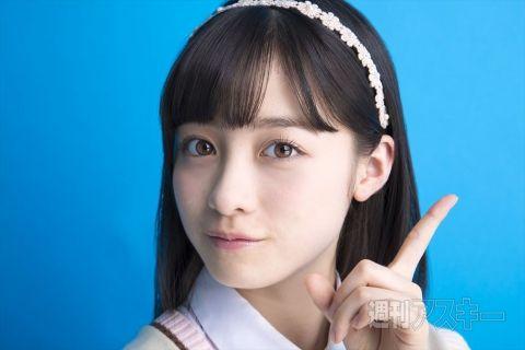 橋本環奈(16)、マジで双子だった件!!!!!!!!(※画像)のサムネイル画像