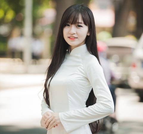 白アオザイのベトナム美女!女子高生jk画像 ホーチミン写真 特徴値段は? のサムネイル画像