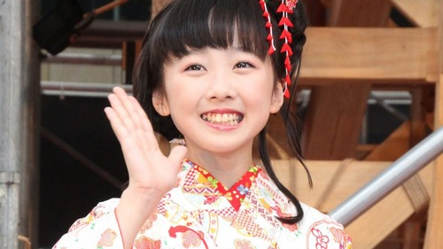 【速報】本田望結(12)の最新画像がエロ過ぎてwwwwいいんかこれ?wwwwのサムネイル画像