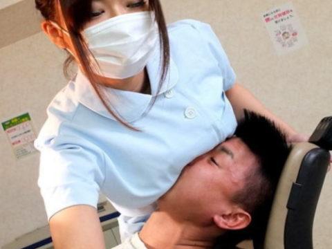 【シコ画像】最もオカズにされた歯科衛生士(Fカップ)がこちらwwwwwのサムネイル画像