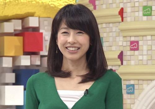 【悲報】加藤綾子アナ、衝撃のカミングアウト.....のサムネイル画像