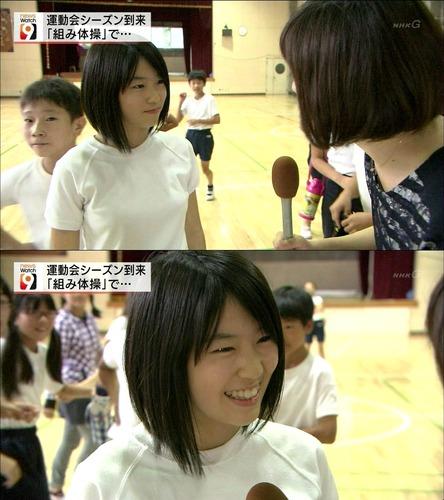 NHKで美少女JSの膨らみかけのおoぱいwwwガチで抜けるwwwwのサムネイル画像