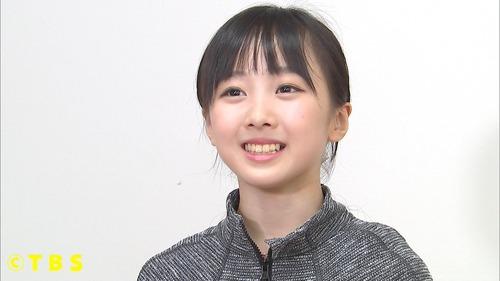 【画像】本田望結ちゃん(13)、もう完全に女wwwwエッッロwwwwのサムネイル画像