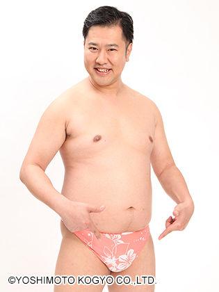 とにかく明るい安村さん、フルボッキwwwwwwwww(画像)のサムネイル画像
