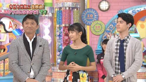 【過激】小島瑠璃子のおoぱいが成長してる件wwwwのサムネイル画像