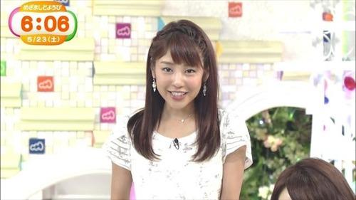 【悲報】岡副麻希アナ、ガチでヤバイ女だったwwww盛大にやらかすwwwwのサムネイル画像