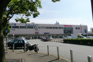 Toyama_station_south_exit
