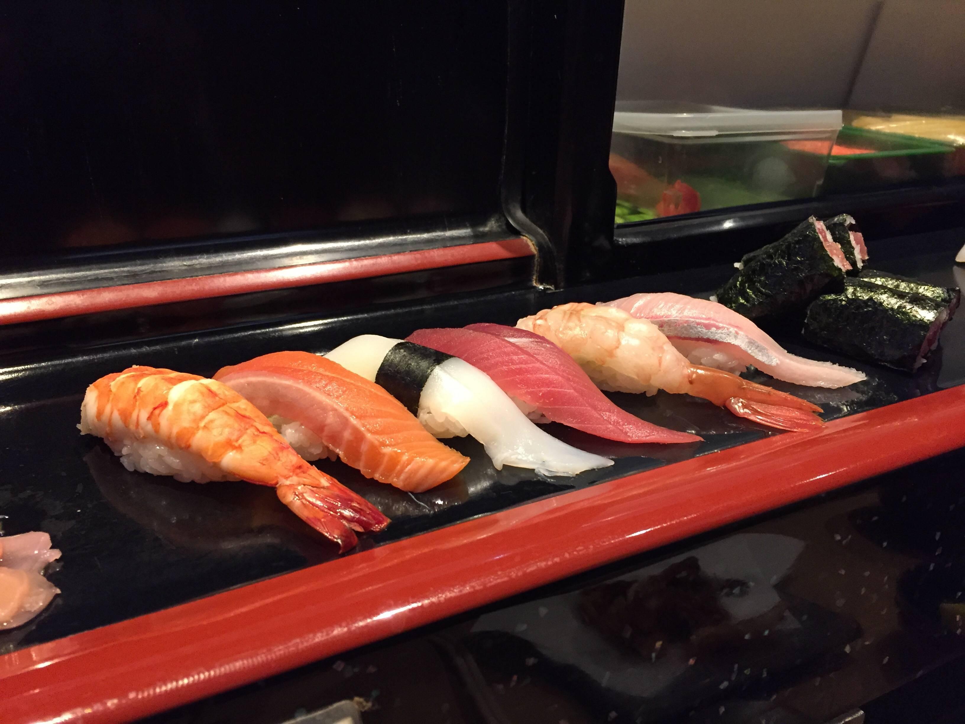 【画像】寿司食ってきたwww