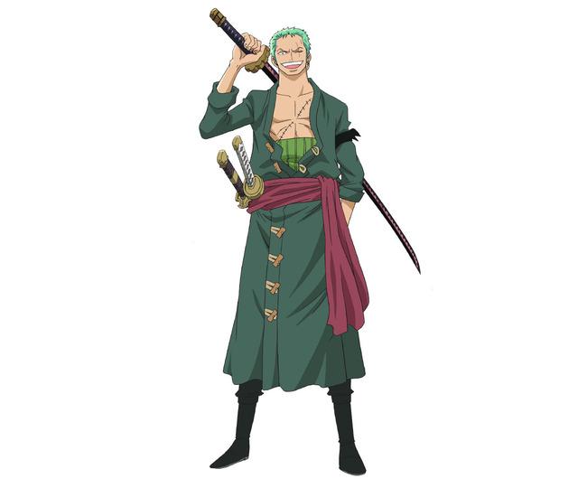 【悲報】ロロノアゾロさん、キッズに傘を使った真似っこ剣技でスルーされる