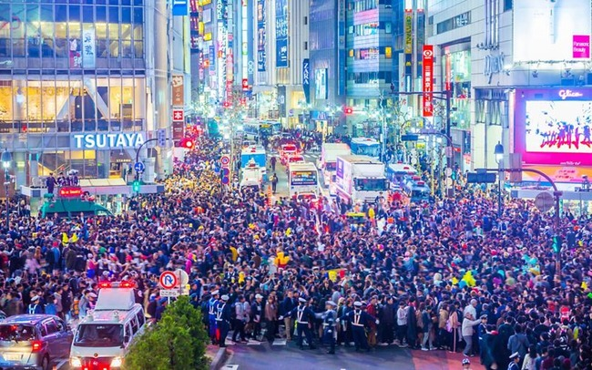 今年の渋谷ハロウィンってどうなるんや?