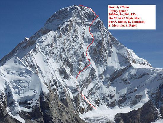 登山を始めようと思う エベレスト南西壁ってのを冬に登ればいいんだろ?