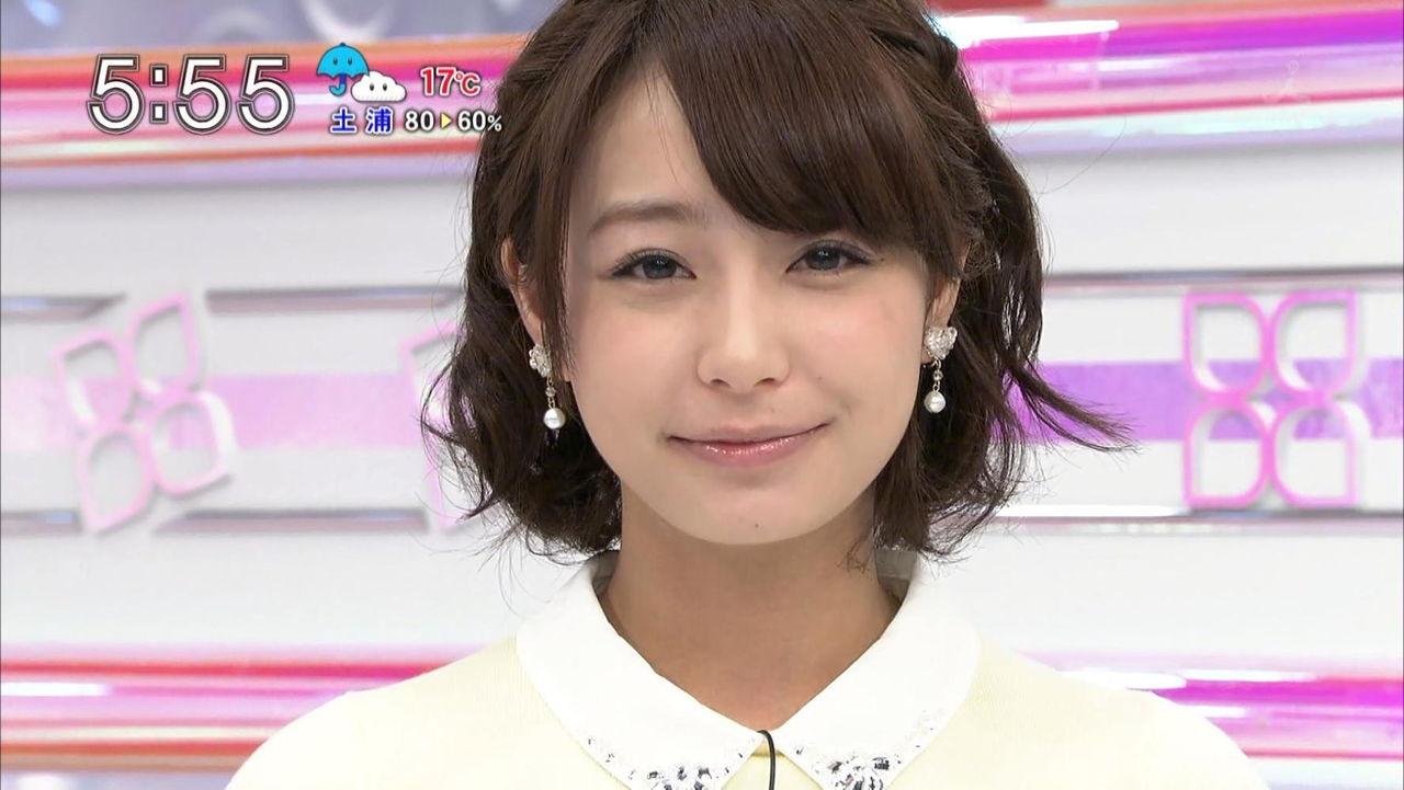 <TBS宇垣アナ>来年3月いっぱいでTBS退社!......タレント活動など幅広い活躍を目指すとみられる
