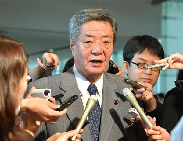 <総裁選>参院竹下派は石破元幹事長を支持!.....議員50人前後固める