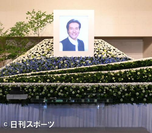 <里見浩太朗> 加藤剛さんにお別れ........「横顔にほれ込んだ」