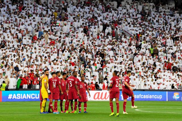 ≪カタール vs UAE≫  ザック率いる開催国UAEが敗れる!...... 日本の決勝の相手はカタールに決定!