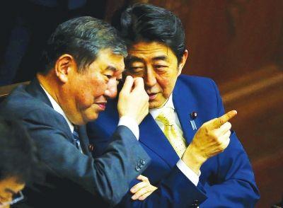 """<安倍総理>""""石破派殲滅""""狙う........「今回の総裁選で石破さんを徹底的に潰すつもり」"""